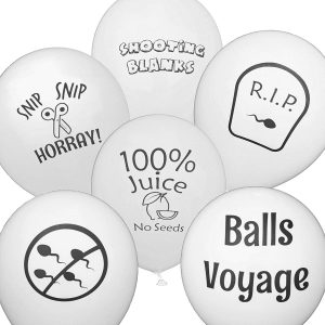Vasectomy balloons